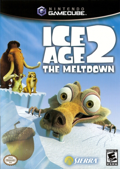 Obal hry Ice Age 2: The Meltdown