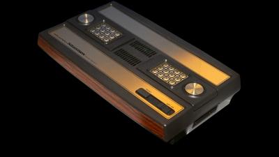 Artwork ke hře Intellivision Lives!