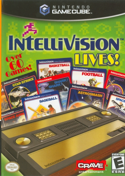 Obal hry Intellivision Lives!