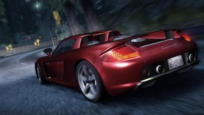 Artwork ke hře Need for Speed Carbon