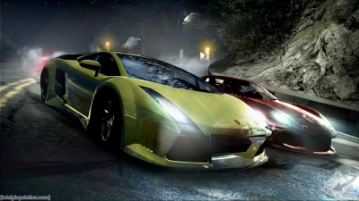 Artwork ke hře Need for Speed Carbon