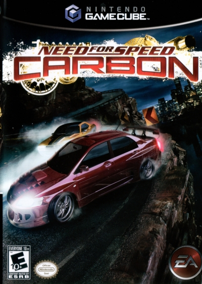 Obal hry Need for Speed Carbon