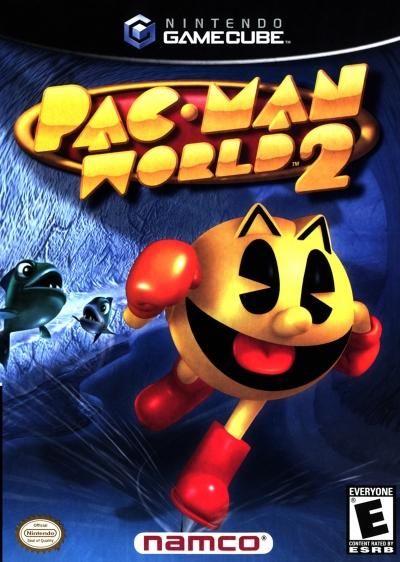 Obal hry Pac-Man World 2