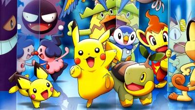 Artwork ke hře Pokémon XD: Gale of Darkness