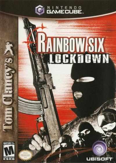 Obal hry Tom Clancy´s Rainbow Six: Lockdown