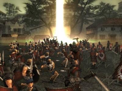 Screen ze hry Spartan: Total Warrior
