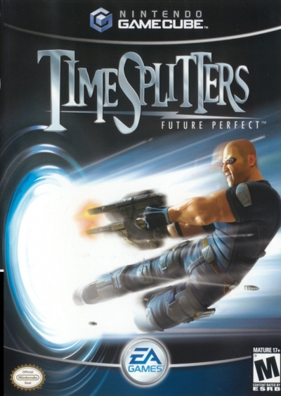 Obal hry TimeSplitters: Future Perfect
