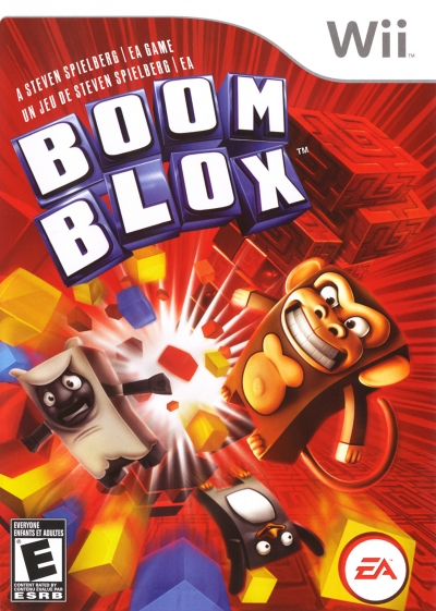 Obal hry Boom Blox