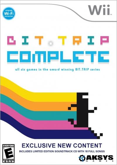 Obal hry Bit.Trip Complete