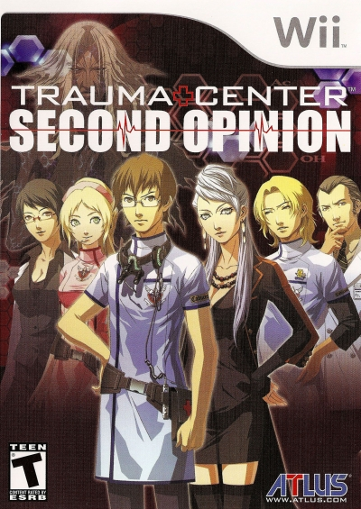 Obal hry Trauma Center: Second Opinion