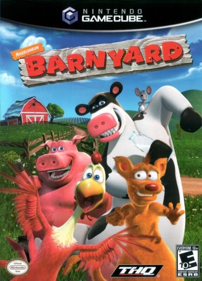 Screen Barnyard