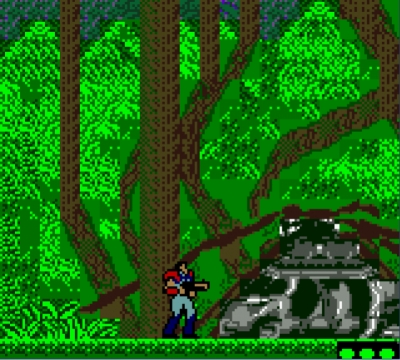 Screen ze hry Bionic Commando: Elite Forces