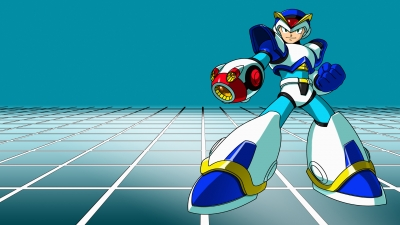 Screen Mega Man Xtreme