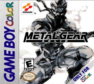 Screen Metal Gear Solid