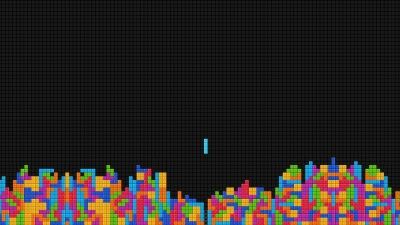 Screen Tetris DX