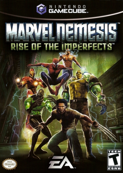 Screen Marvel Nemesis: Rise of the Imperfects