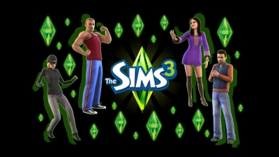 Screen The Sims 3