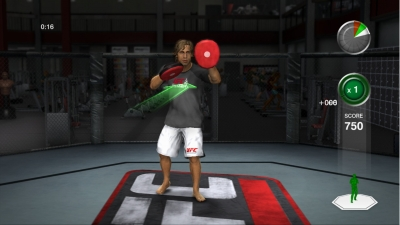 Screen UFC Personal Trainer