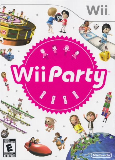 Screen Wii Party
