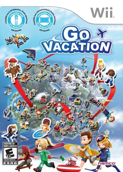 Screen Go Vacation