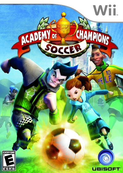 Screen Academy Of Champions: Soccer