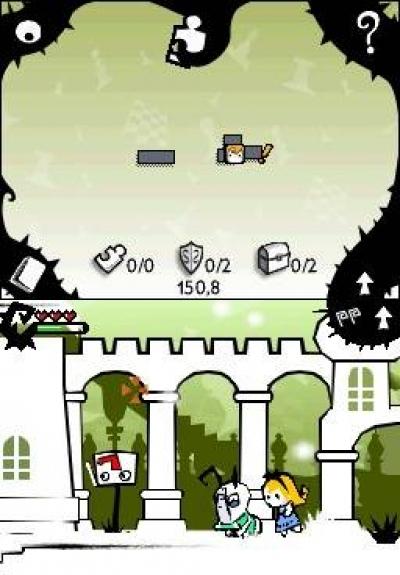 Screen ze hry Alice in Wonderland