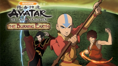Screen Avatar: The Last Airbender - The Burning Earth