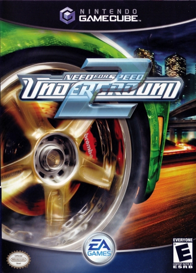 Screen Need for Speed Underground 2