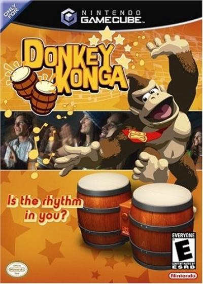 Screen Donkey Konga 2