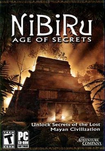 Obal hry NIBIRU: Age of Secrets