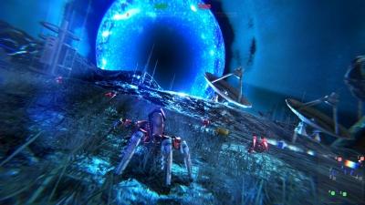 Screen ze hry War Drones