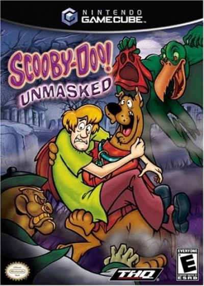 Screen Scooby-Doo! Unmasked