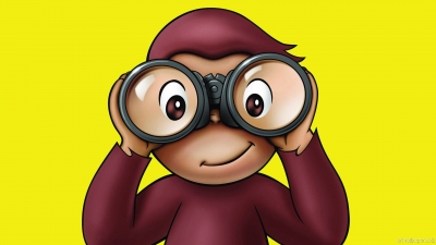 Screen Curious George