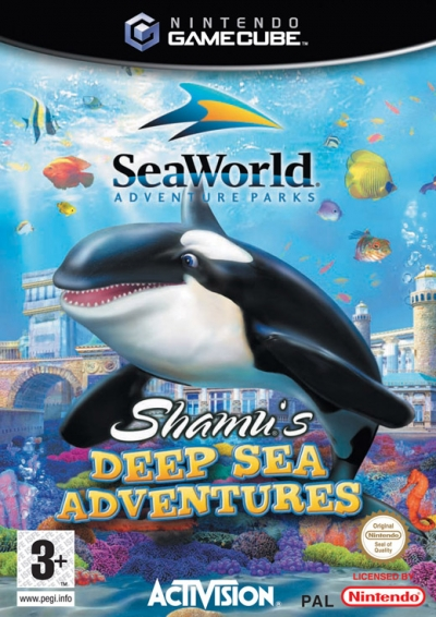 Screen SeaWorld Adventure Parks: Shamu´s Deep Sea Adventures