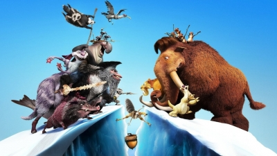 Artwork ke hře Ice Age 4: Continental Drift - Arctic Games