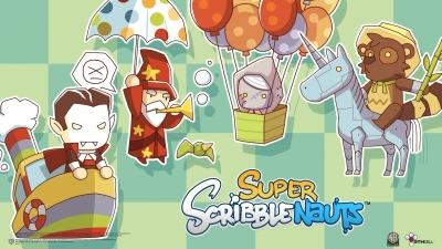 Artwork ke hře Super Scribblenauts