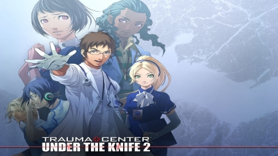 Artwork ke hře Trauma Center: Under the Knife 2