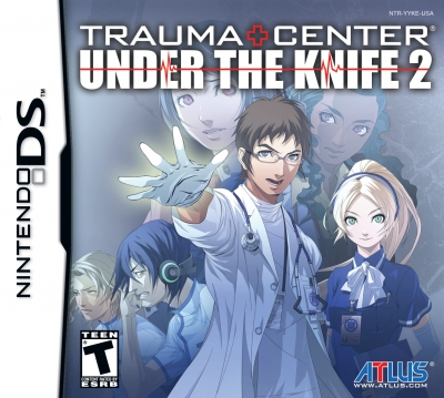 Obal hry Trauma Center: Under the Knife 2