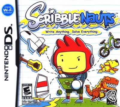 Obal hry Scribblenauts