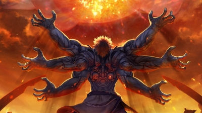 Artwork ke hře Shin Megami Tensei: Strange Journey