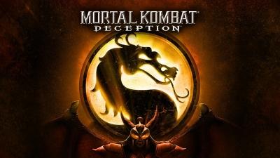 Artwork ke hře Mortal Kombat: Deception