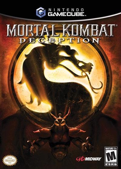 Obal hry Mortal Kombat: Deception
