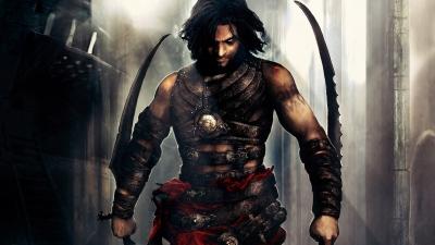 Artwork ke hře Prince of Persia: Warrior Within
