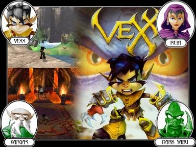 Screen ze hry Vexx