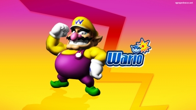 Artwork ke hře Wario Land II