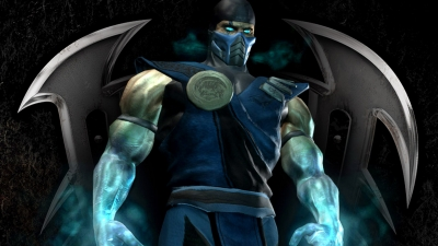 Artwork ke hře Mortal Kombat: Deadly Alliance