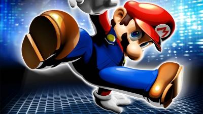 Artwork ke hře Dance Dance Revolution: Mario Mix