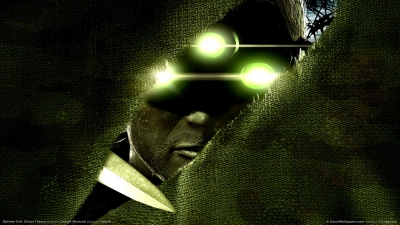 Artwork ke hře Tom Clancy´s Splinter Cell Chaos Theory