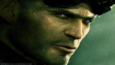 Artwork ke hře Tom Clancy´s Splinter Cell Chaos Theory