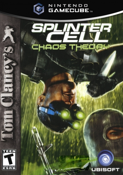 Obal hry Tom Clancy´s Splinter Cell Chaos Theory
